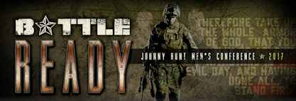 Johnny Hunt Mens Conference